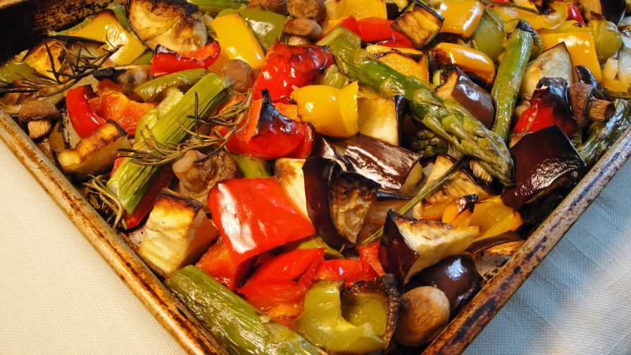 Italian roasted vegetables recipe genius kitchen 3 view more photos save recipe forumfinder Images
