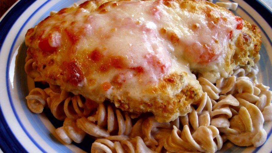 Chicken parmesan alfredo recipe genius kitchen forumfinder Images