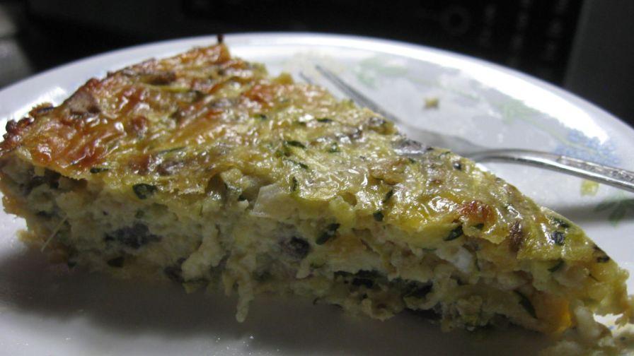 Zucchini quiche recipe genius kitchen 2 view more photos save recipe forumfinder Gallery