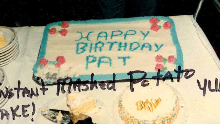Practical Joke Birthday Cake Recipe Genius Kitchen