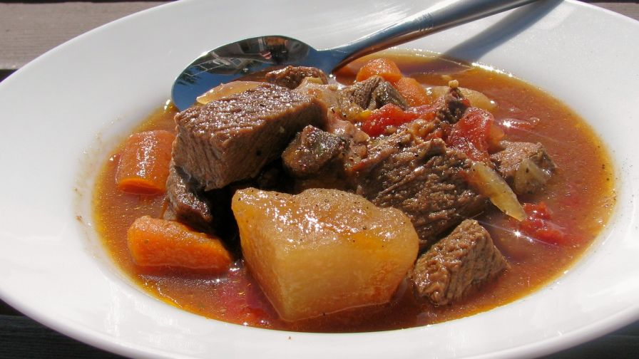 Leftover roast beef stew recipe genius kitchen 5 view more photos save recipe forumfinder Choice Image