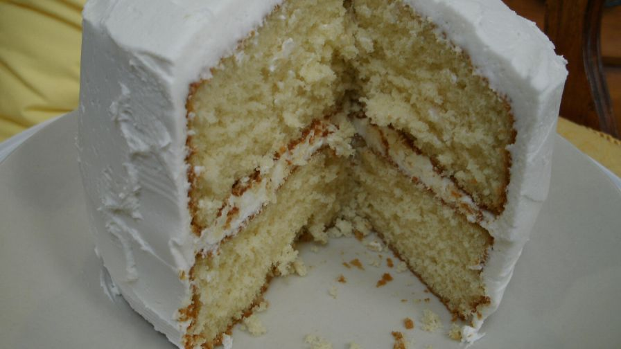Basic Cake Mix Batter Recipe