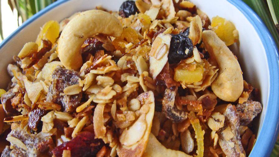 Inas homemade granola recipe genius kitchen 3 view more photos save recipe forumfinder Gallery