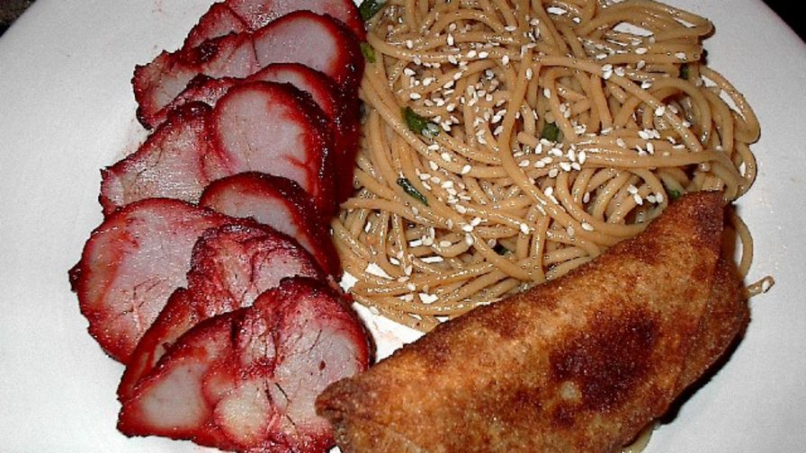 Chinese roast pork tenderloin recipe chinesenius kitchen 2 view more photos save recipe forumfinder Image collections