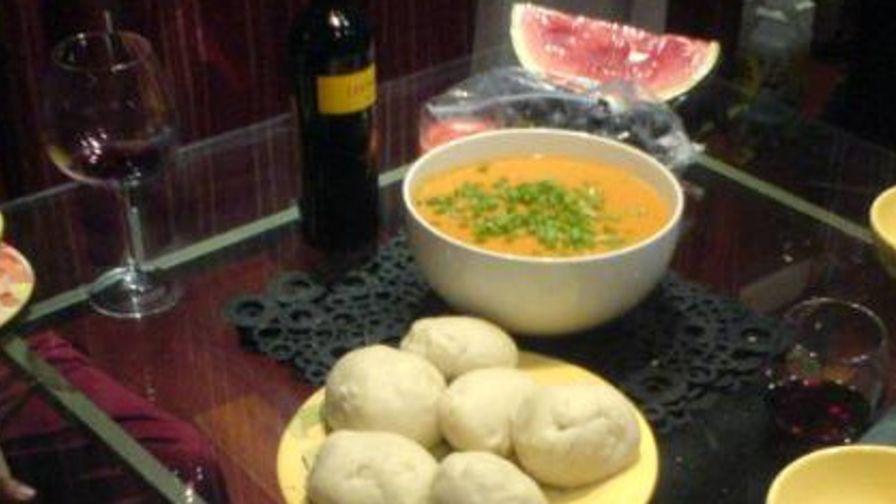West African Food Fufu