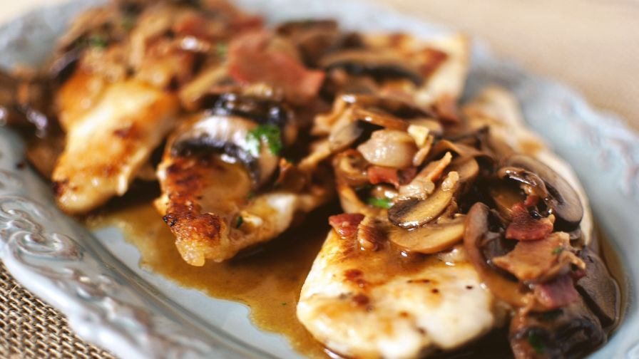 Easiest chicken marsala make the night before recipe genius kitchen 1 view more photos forumfinder Choice Image