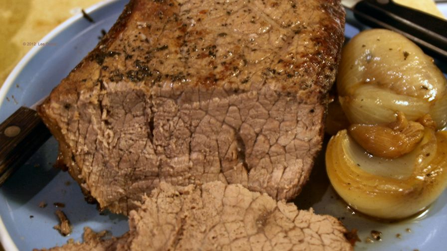 English roast beef recipe genius kitchen 4 view more photos save recipe forumfinder Choice Image