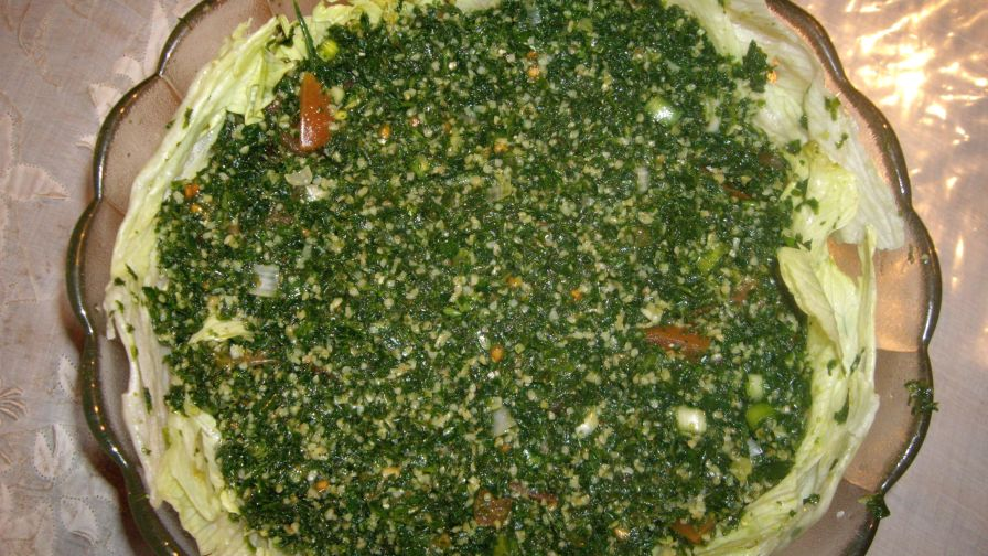Tabule arabic salad tabbouleh recipe genius kitchen 2 view more photos save recipe forumfinder Choice Image