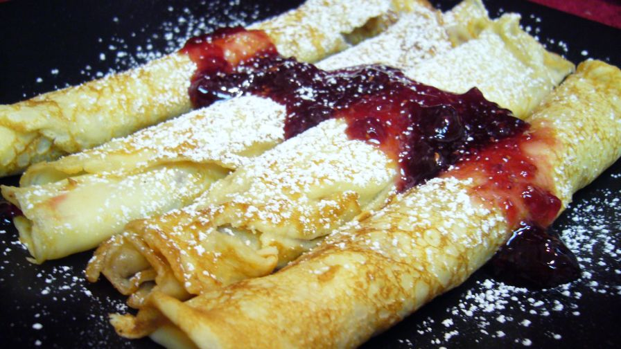 Swedish pancakes recipe breakfastnius kitchen 5 view more photos save recipe forumfinder Image collections