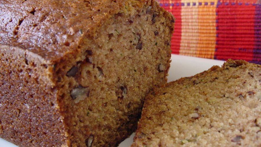 My best zucchini bread recipe genius kitchen 8 view more photos save recipe forumfinder Image collections