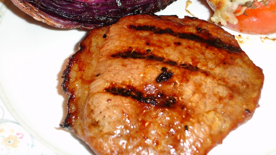 Victorys kicked up crown royal steak marinade recipe genius kitchen 1 view more photos save recipe forumfinder Image collections