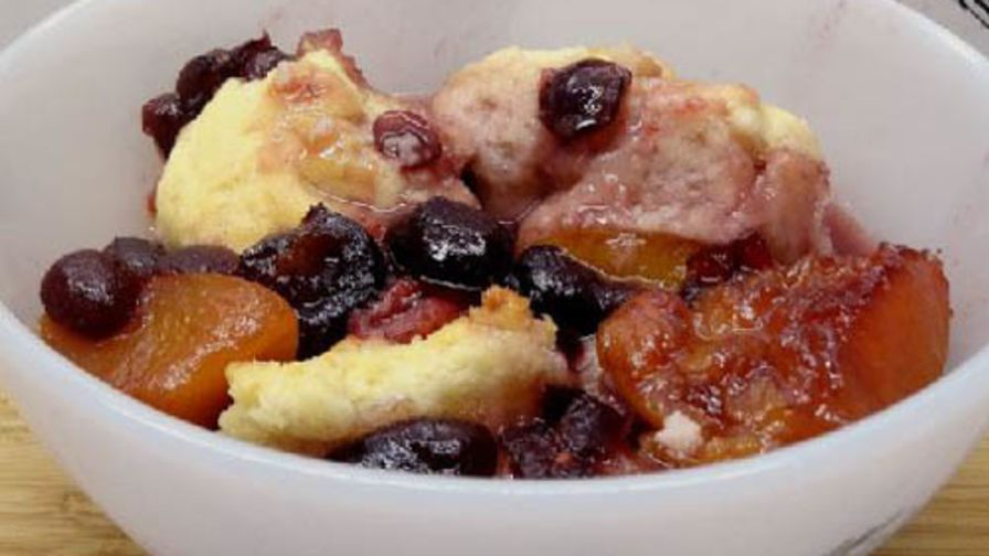 Bisquick Fruit Cobbler Recipe