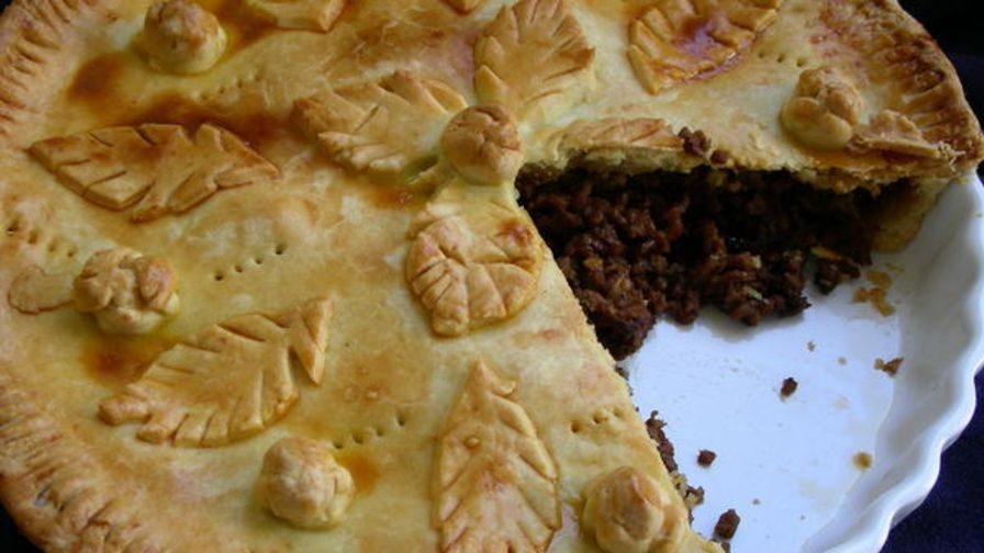 Australian meat pie recipe australiannius kitchen 40 view more photos forumfinder Choice Image