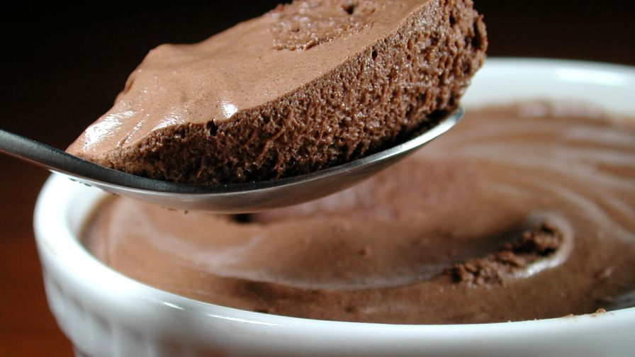 Light Chocolate Mousse Recipe