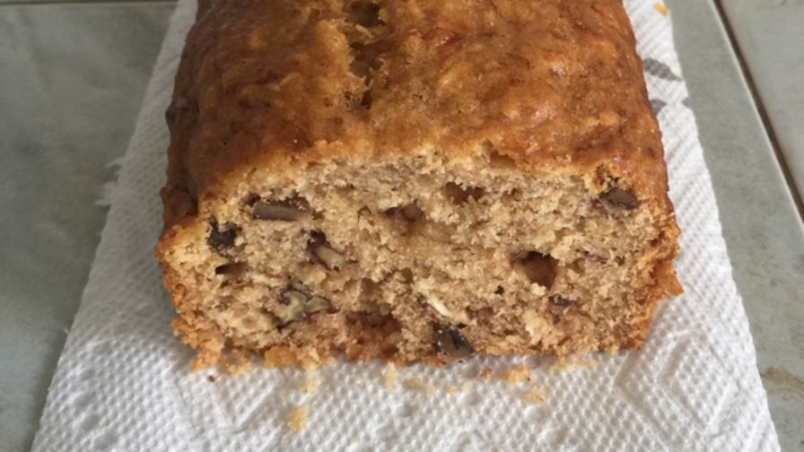 Banana coconut bread recipe genius kitchen 4 view more photos save recipe forumfinder Image collections