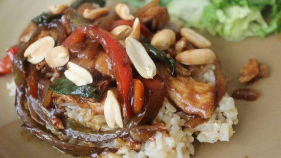 Szechuan chicken recipe chinesenius kitchen forumfinder Choice Image