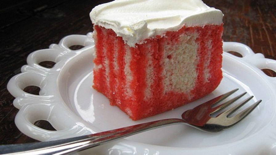 The Jello Cake Recipe: Jello Refrigerator Cake Recipes