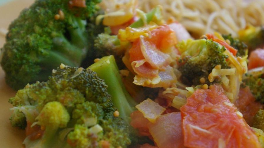 Indian style broccoli recipe genius kitchen forumfinder Choice Image