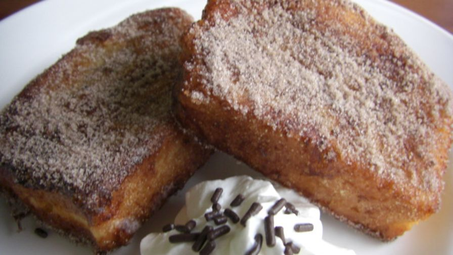 Rabanada brazilian style french toast recipe genius kitchen 3 view more photos save recipe forumfinder Images