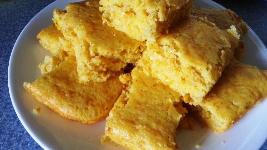 how to make fried cornbread with jiffy cornbread mix
