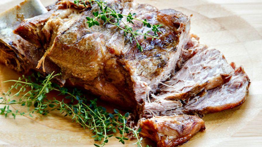 Slow Cooker Boston Butt Pork Roast amazing pork roast. save half of it and  make
