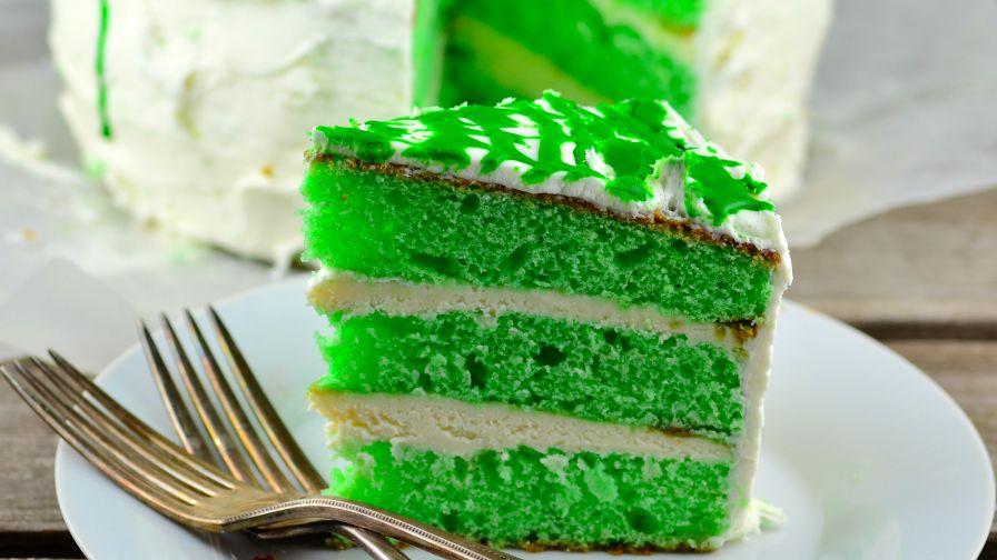 Green Velvet Cake Recipe - Genius Kitchen