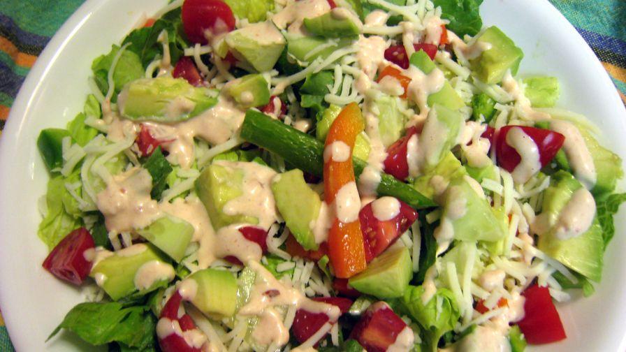 tonis garden salad recipe genius kitchen - Garden Salad Recipe