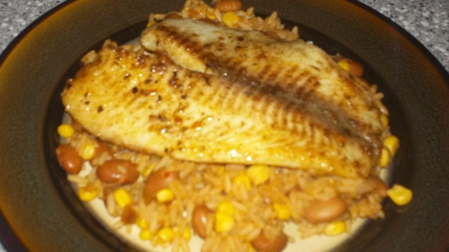 Tilapia recipe genius kitchen 6 view more photos save recipe forumfinder Image collections