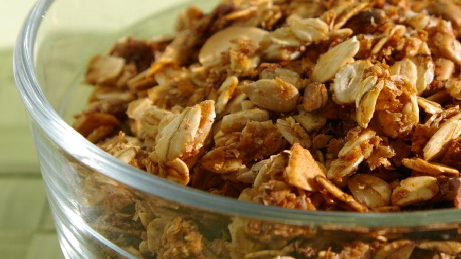 Maple walnut granola recipe genius kitchen 2 view more photos forumfinder Gallery