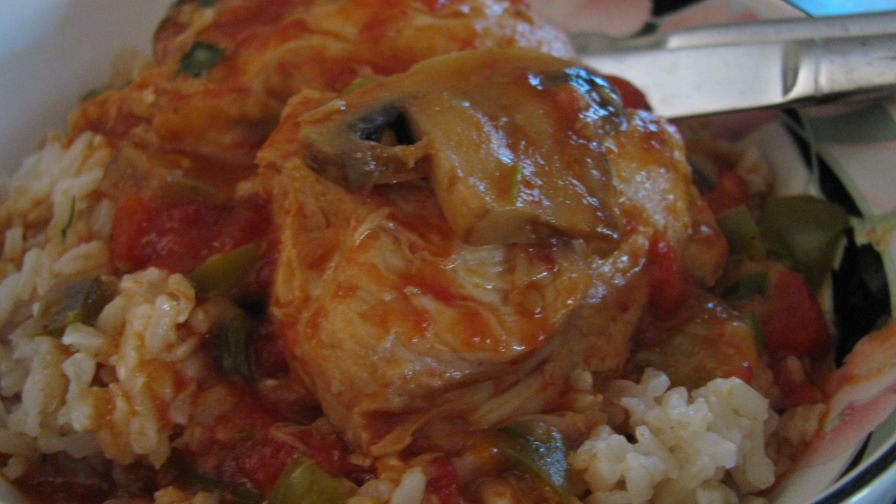 Chicken cacciatore pressure cooker recipe genius kitchen 1 view more photos save recipe forumfinder Images