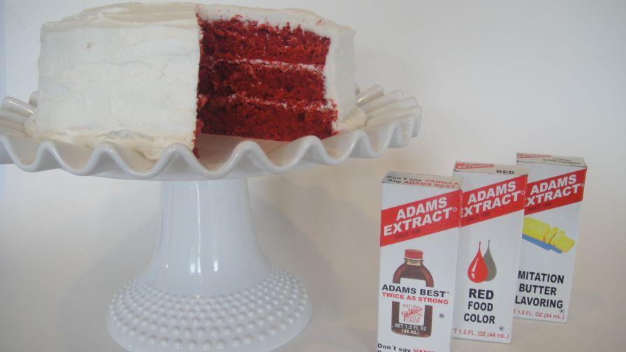 Red Velvet Cake Of Urban Legend Fame) Recipe - Genius Kitchen