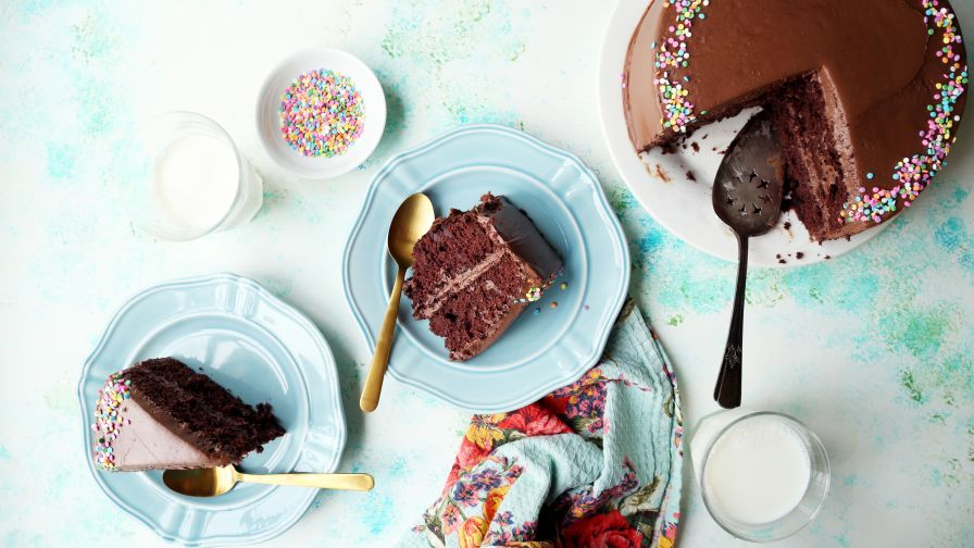 Super moist chocolate cake recipe genius kitchen 30 view more photos save recipe forumfinder Images