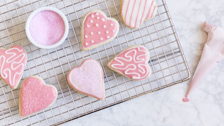 Valentine Sugar Cookies Recipe - Genius Kitchen