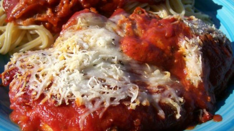 The best chicken parmesan recipe genius kitchen forumfinder Images