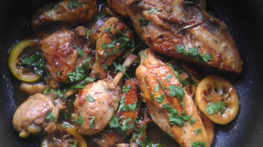 Gordon ramsays sticky lemon chicken recipe genius kitchen 2 view more photos save recipe forumfinder Image collections
