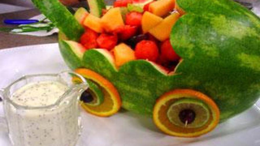 Watermelon Baby Carriage Recipe Genius Kitchen