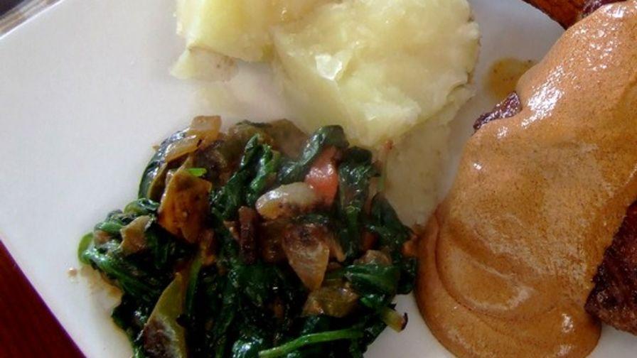 African spinach recipe genius kitchen forumfinder Choice Image