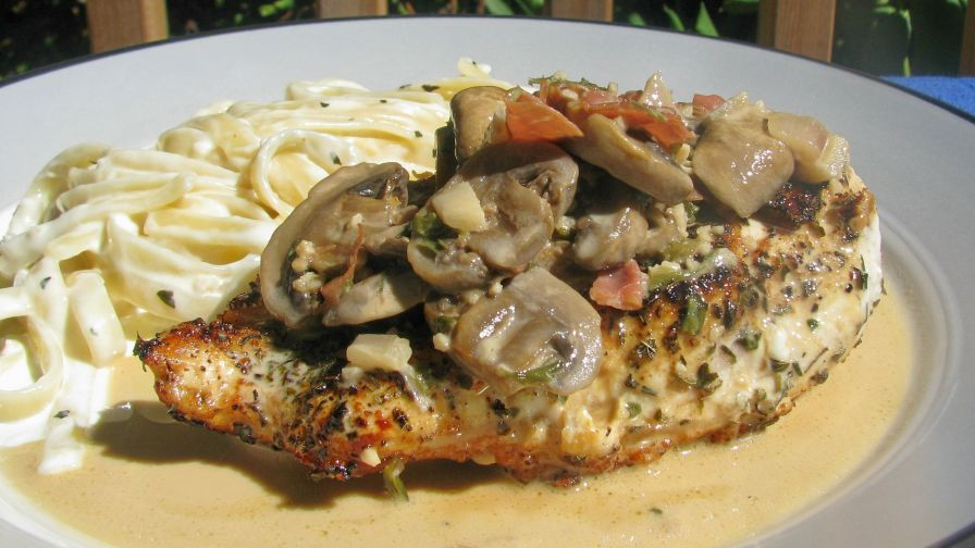 Chicken marsala like carrabbas recipe genius kitchen 1 view more photos forumfinder Images