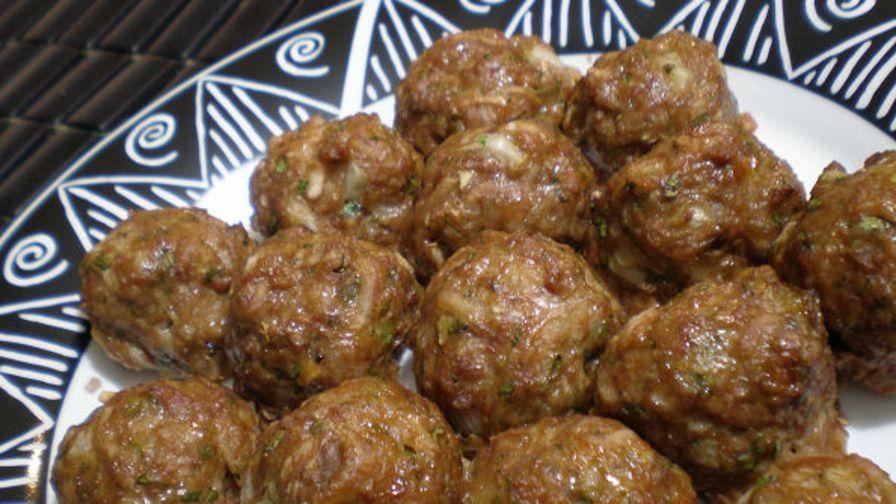 Twisted Beef Koftas Middle Eastern Meatballs