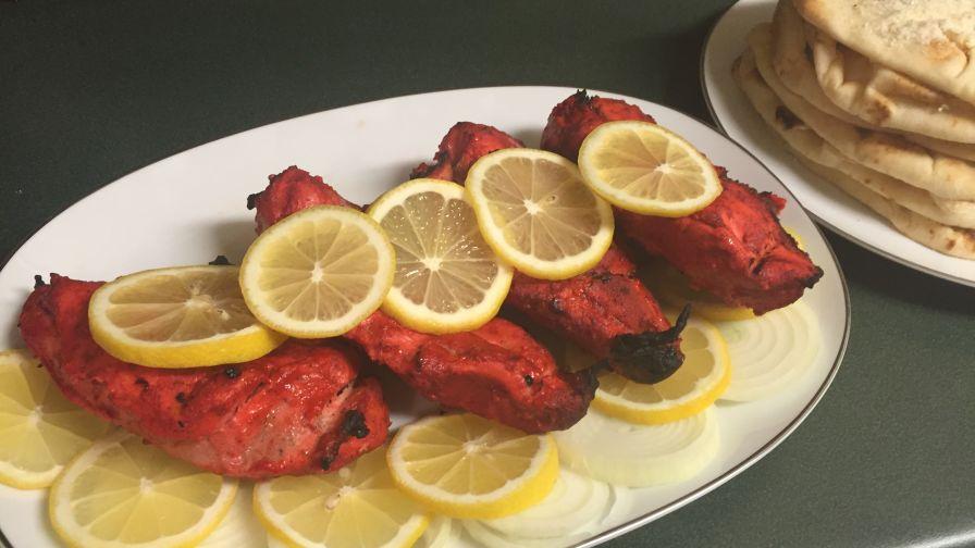 Restaurant style tandoori chicken in the oven recipe genius kitchen 7 view more photos save recipe forumfinder Image collections