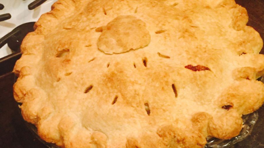 Deep Dish Apple Pie Better Homes And Gardens