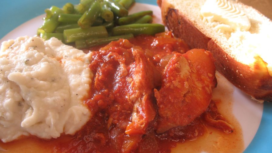 Heart healthy chicken cacciatore recipe genius kitchen 3 view more photos save recipe forumfinder Image collections