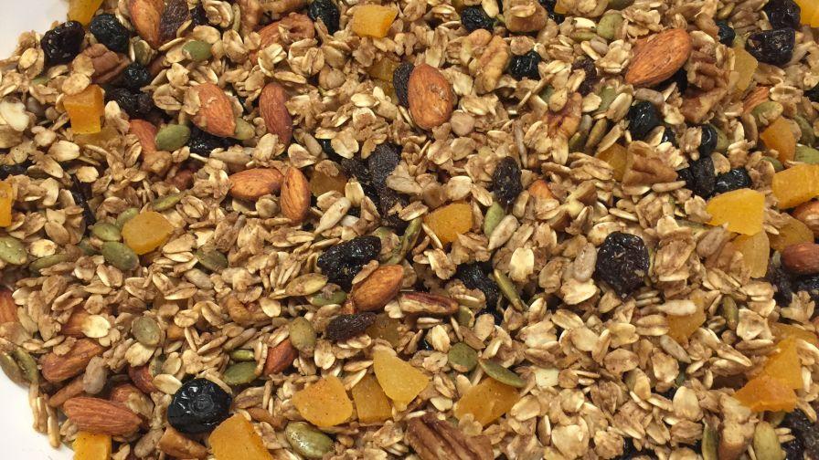 Soft granola recipe genius kitchen forumfinder Choice Image