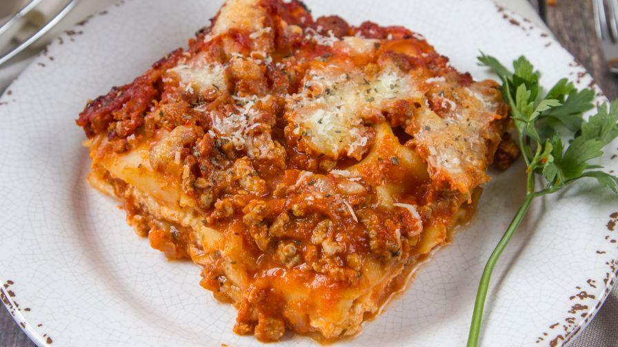 Healthy low fat lasagna recipe genius kitchen forumfinder Image collections