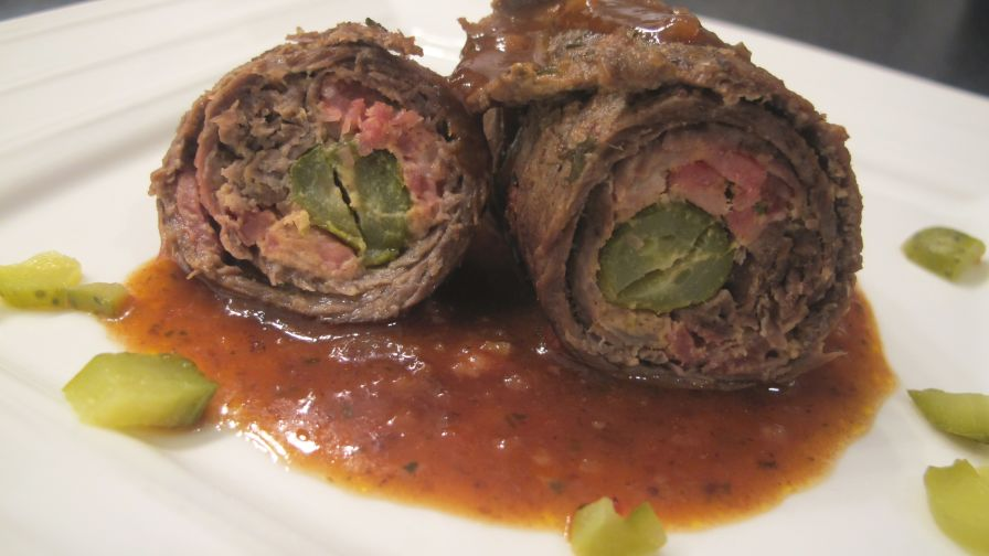 Moms traditional german beef rouladen rinderrouladen recipe 1 view more photos save recipe forumfinder Gallery