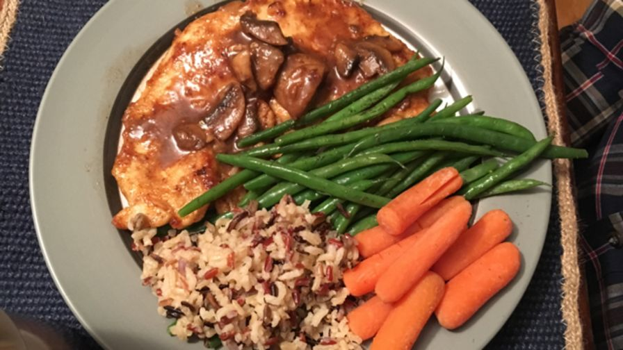 Chicken marsala by emeril recipe genius kitchen 2 view more photos save recipe forumfinder