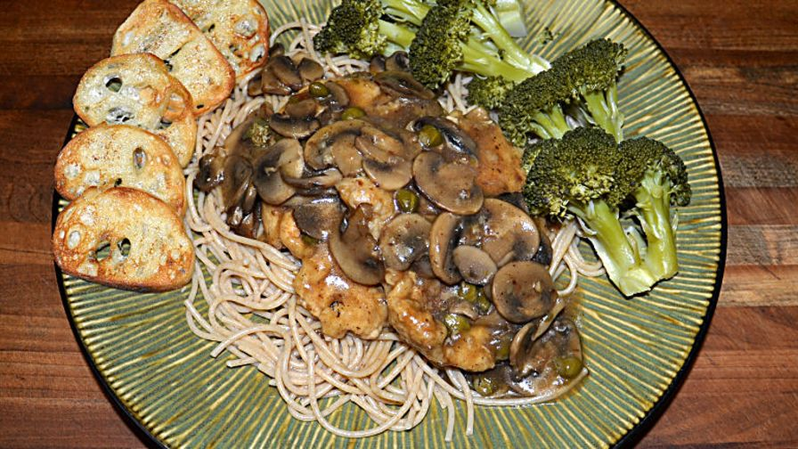 Chicken marsala with capers recipe genius kitchen 1 view more photos save recipe forumfinder Choice Image