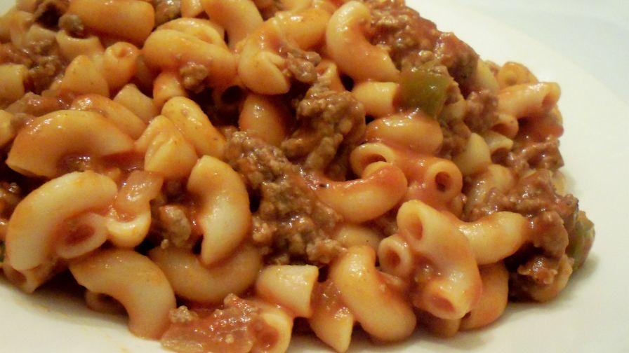 Easy beef macaroni recipe genius kitchen forumfinder Gallery