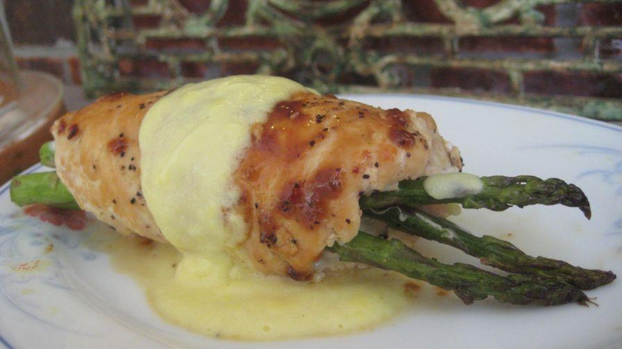 recipe: asparagus stuffed chicken breast tasty [26]