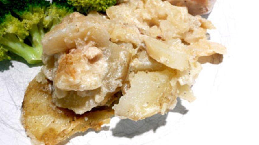 Scalloped potatoes recipe genius kitchen forumfinder Gallery